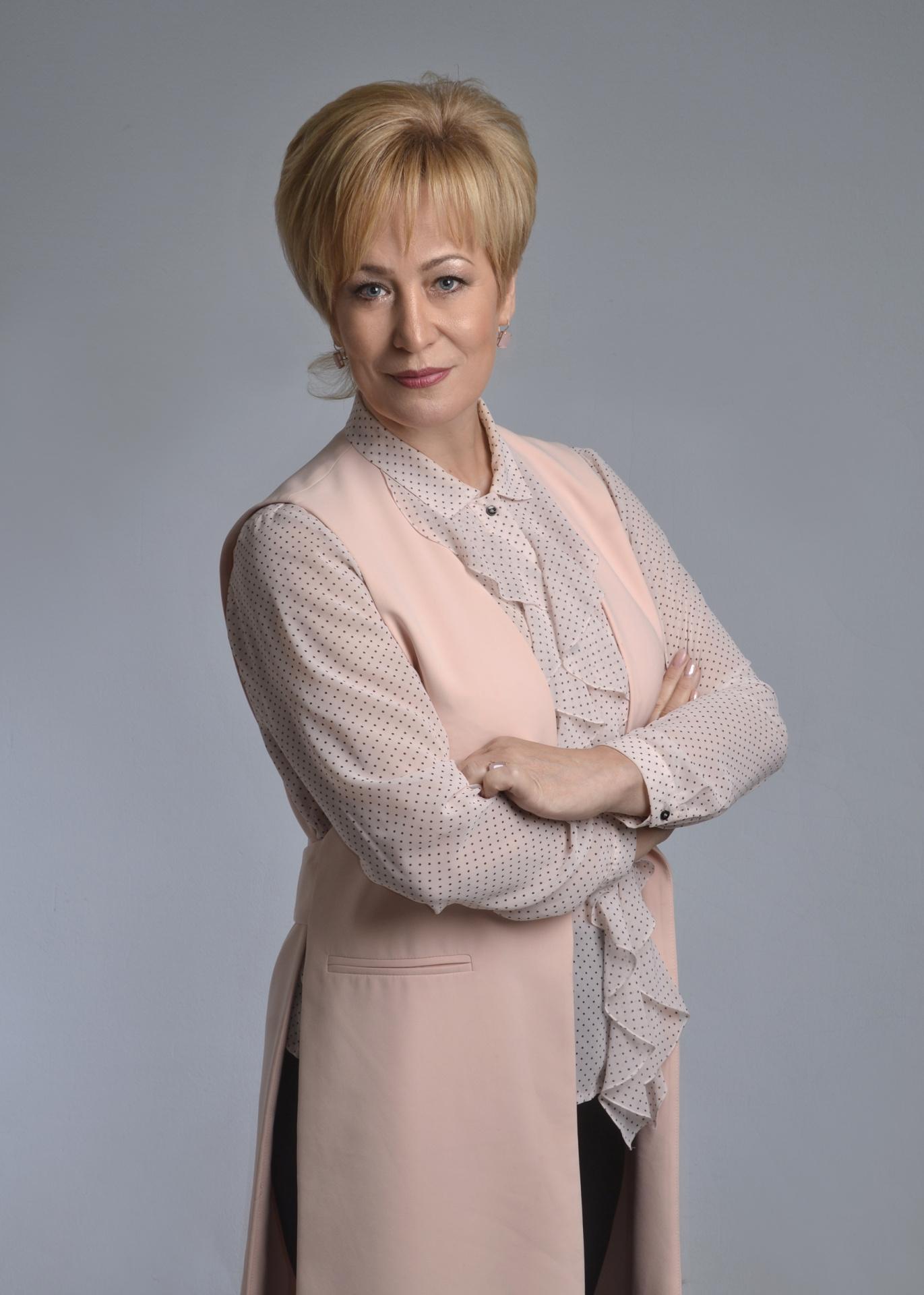 Аватар - Уполномоченный по правам человека в Ивановской области Шмелева Светлана Анатольевна